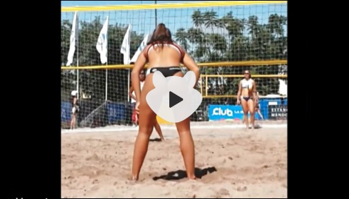 Irene Verasio – Hottest Volleyball Player in the World