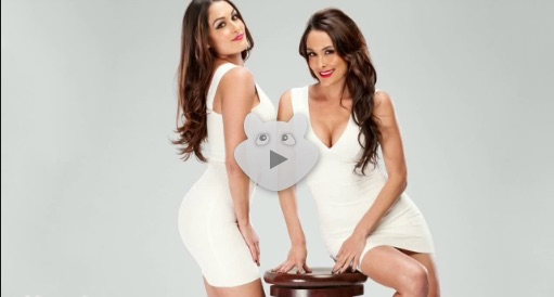 The Bella Twins Jerk Off Challenge